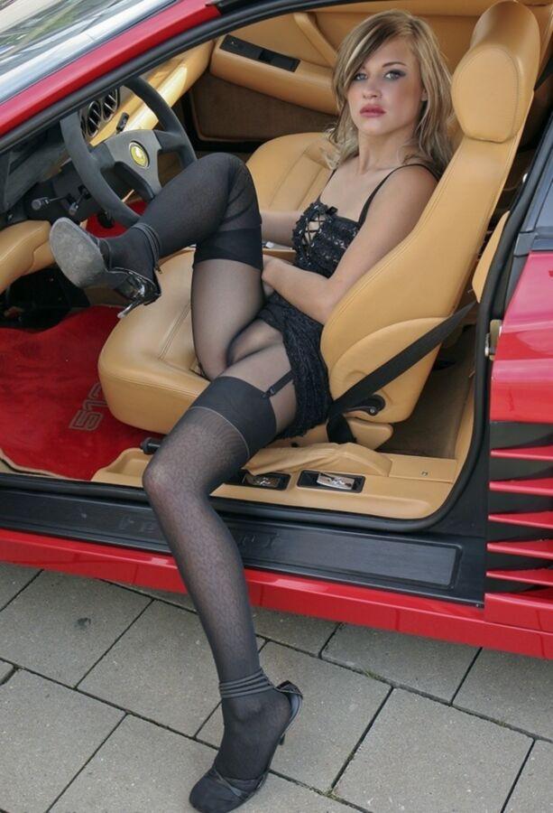 Heave Pantyhose Porn 68